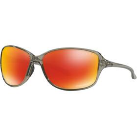 Oakley Cohort Sonnenbrille Damen grey ink/prizm ruby polarized